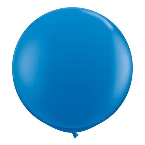 Jätteballonger - Jätteballong Blå