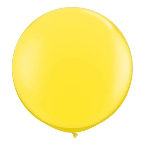 Jätteballonger - Jätteballong Gul