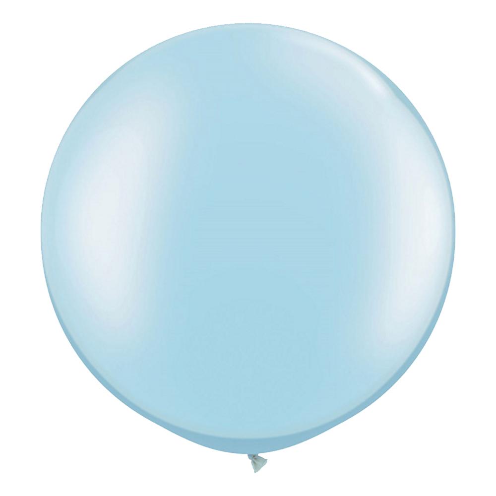 Jätteballonger - Jätteballong Ljusblå