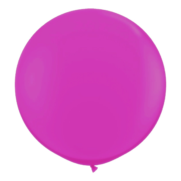 Jätteballonger - Jätteballong Magenta
