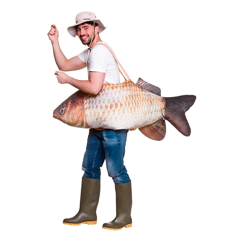 Fiskare Maskeraddräkt