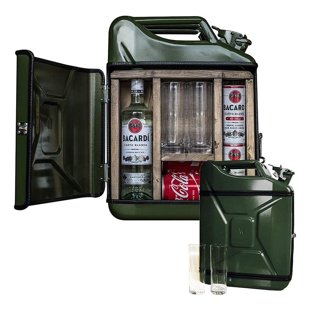 Jerrycan Drinkbar - Grön