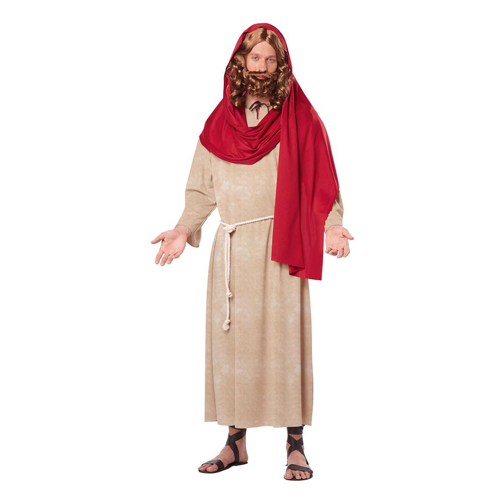 Jesus med Scarf Maskeraddräkt - Large