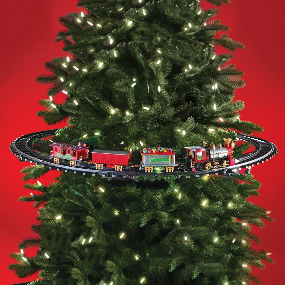 Julgranståg - 5