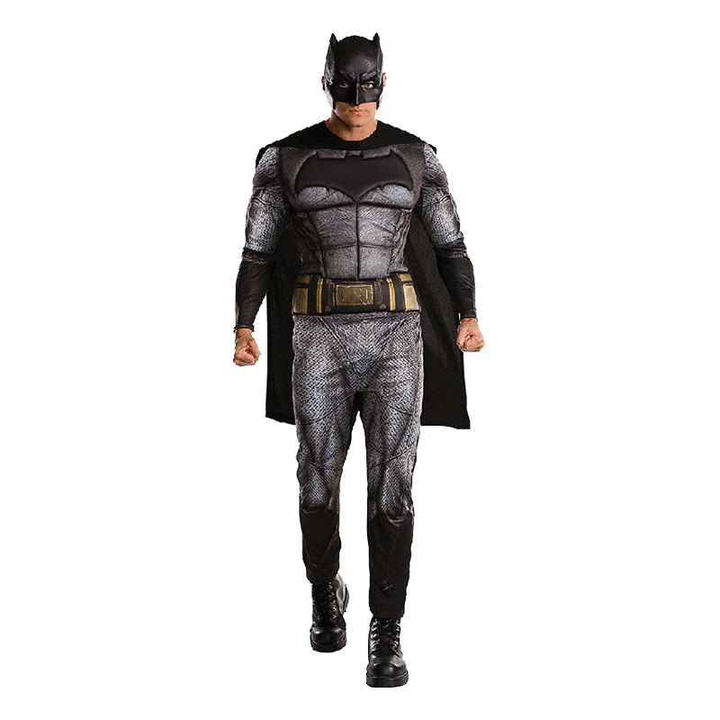 Justice League Batman Maskeraddräkt - Standard