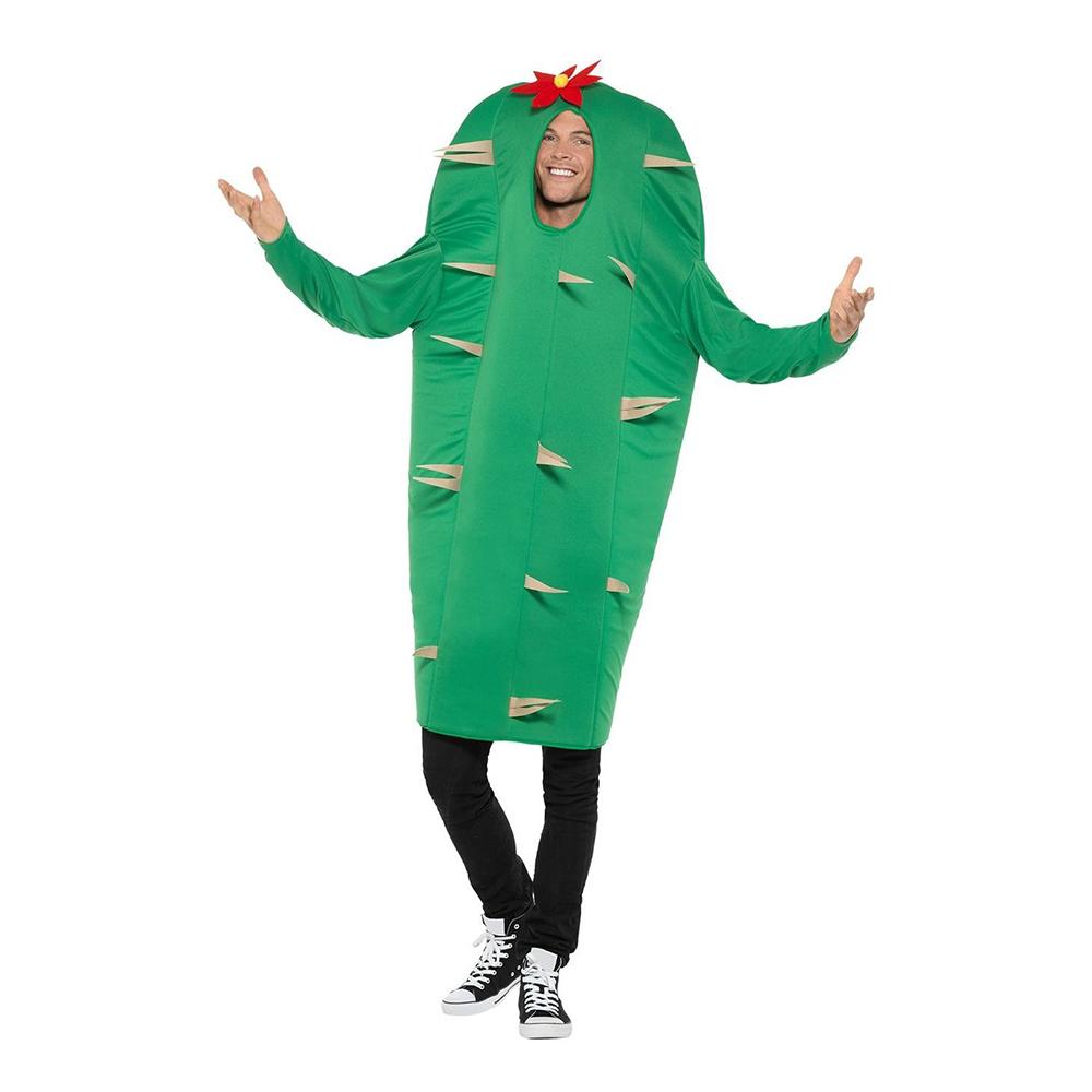 Kaktus Maskeraddräkt - One size
