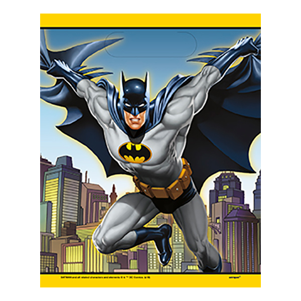 Kalaspåsar Batman Retro - 8-pack