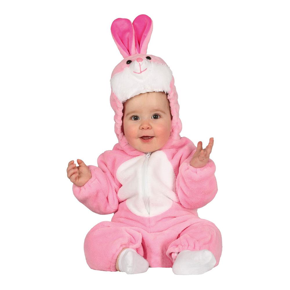 Kanin Bebis Maskeraddräkt - 12-24 månader