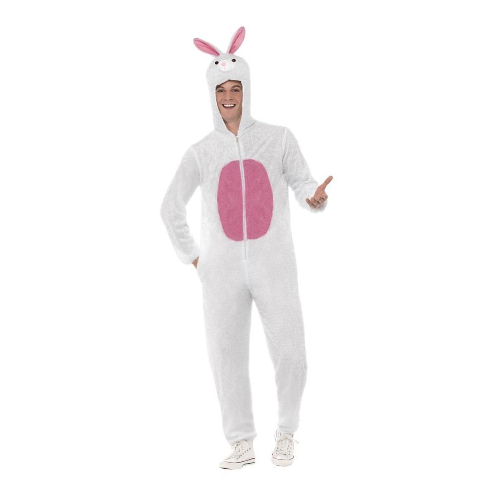 Kanin Maskeraddräkt - One size