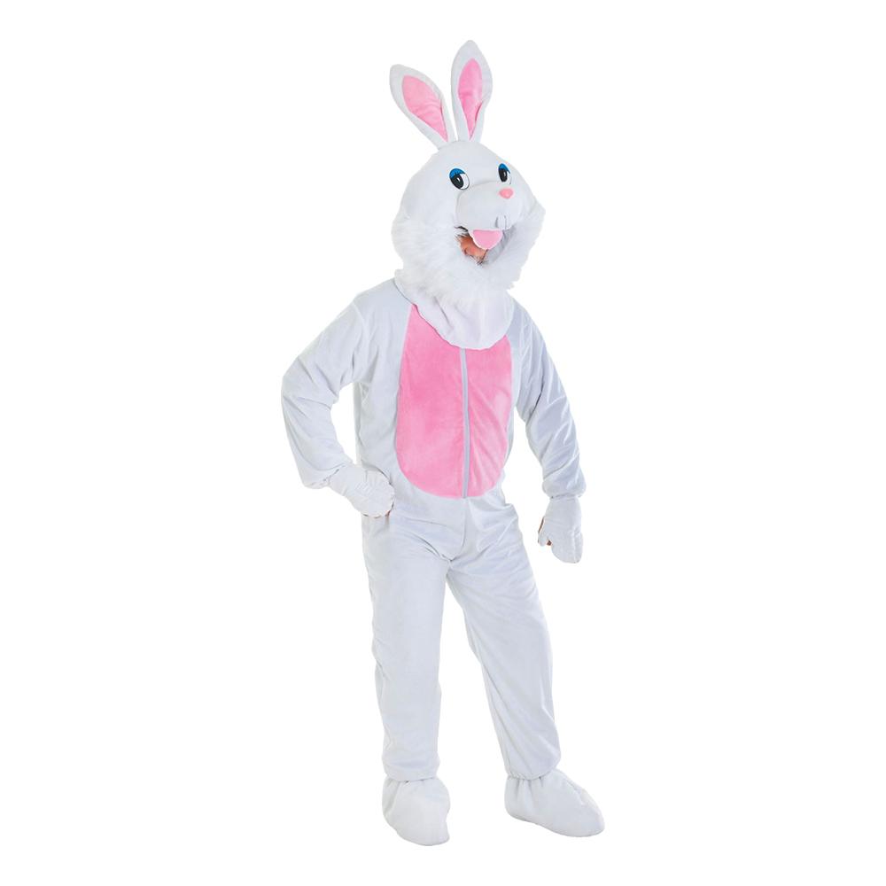 Kanin-produkter - Kanin med Stort Huvud Maskeraddräkt - One size