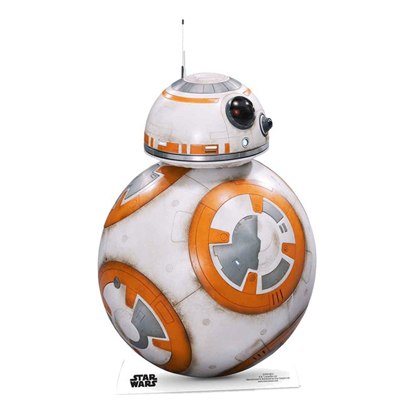 Kartongfigur BB-8 Mini