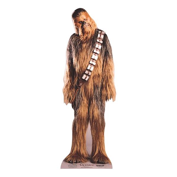 Kartongfigur Chewbacca Mini