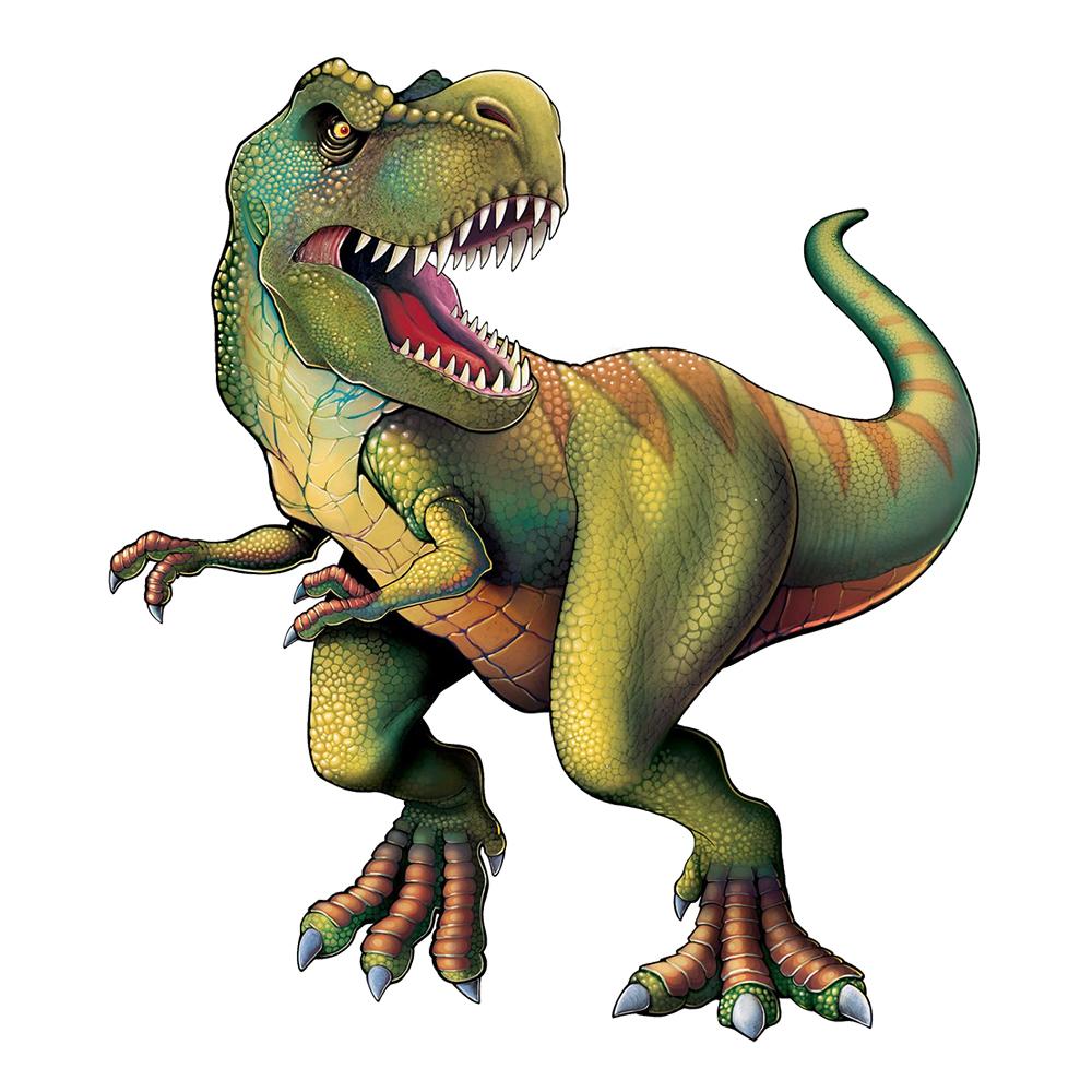 Kartongfigur Tyrannosaurus