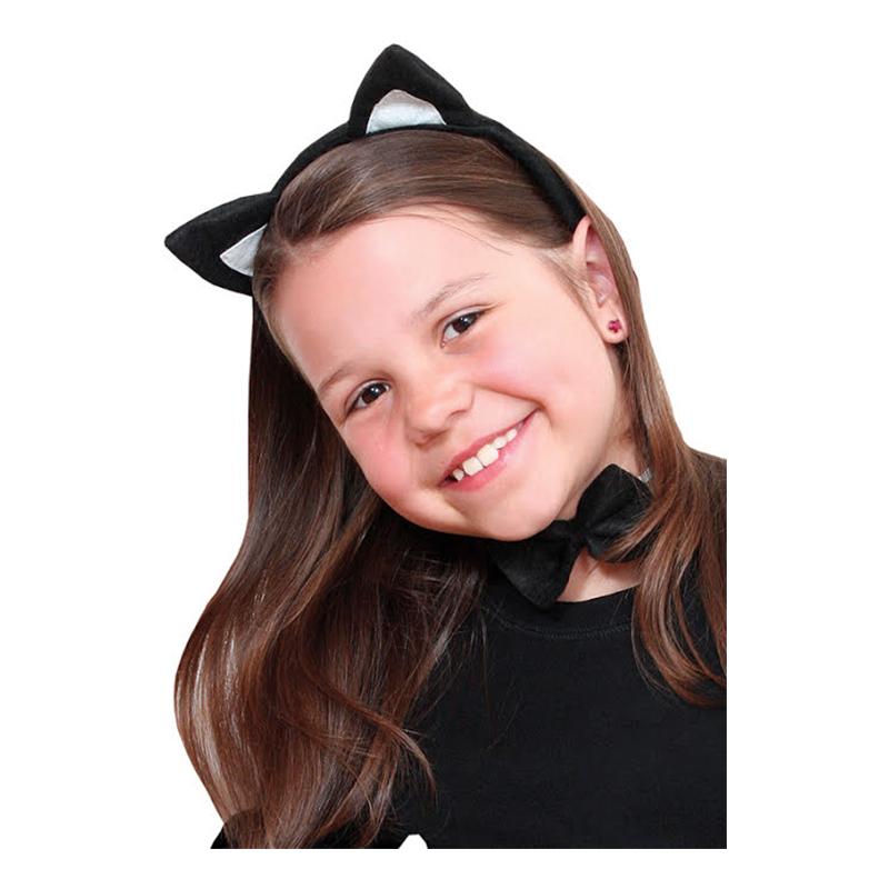 Katt Tillbehörsset för Barn