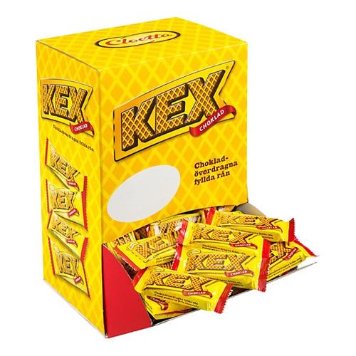 Kexchoklad Godisautomat