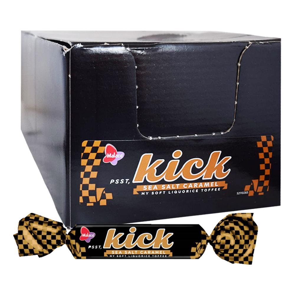 Kick Salty Caramel - 100-pack