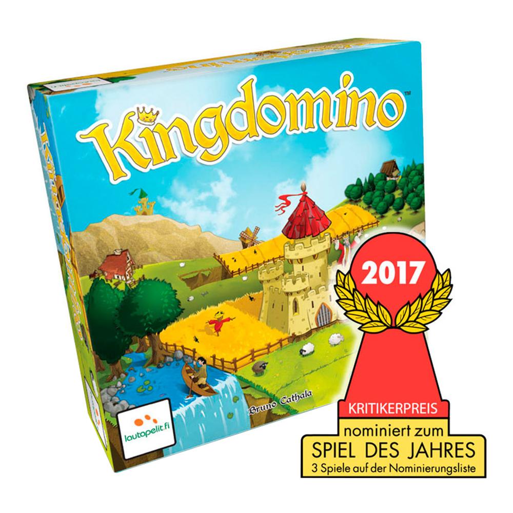Kingdomino Sällskapsspel
