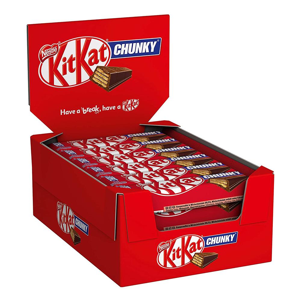 KitKat Chunky - 24-pack
