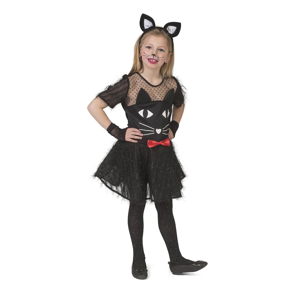 Kitty Barn Maskeraddräkt - X-Small