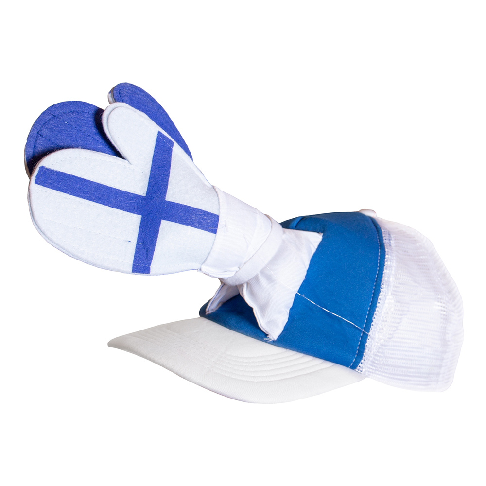 Klappkeps Finland - One size