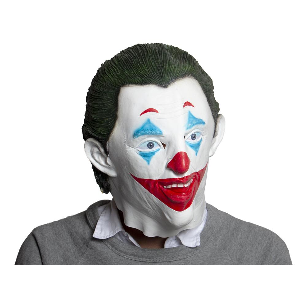 Klassisk Joker Mask - One size