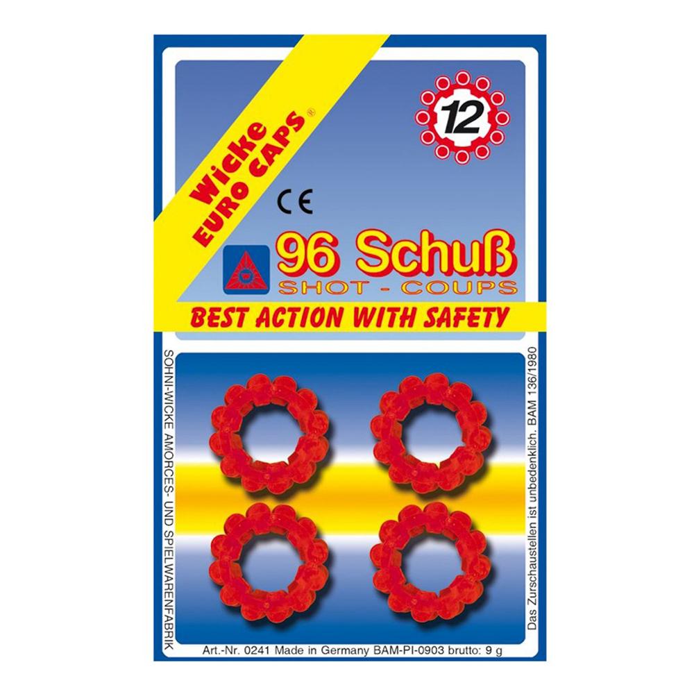 Knallpulver 12 Skott - 24-pack