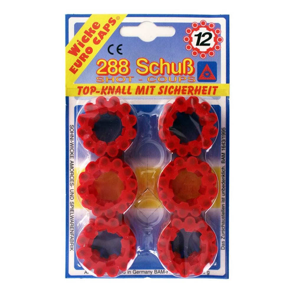 Knallpulver 12-skotts - 24-pack