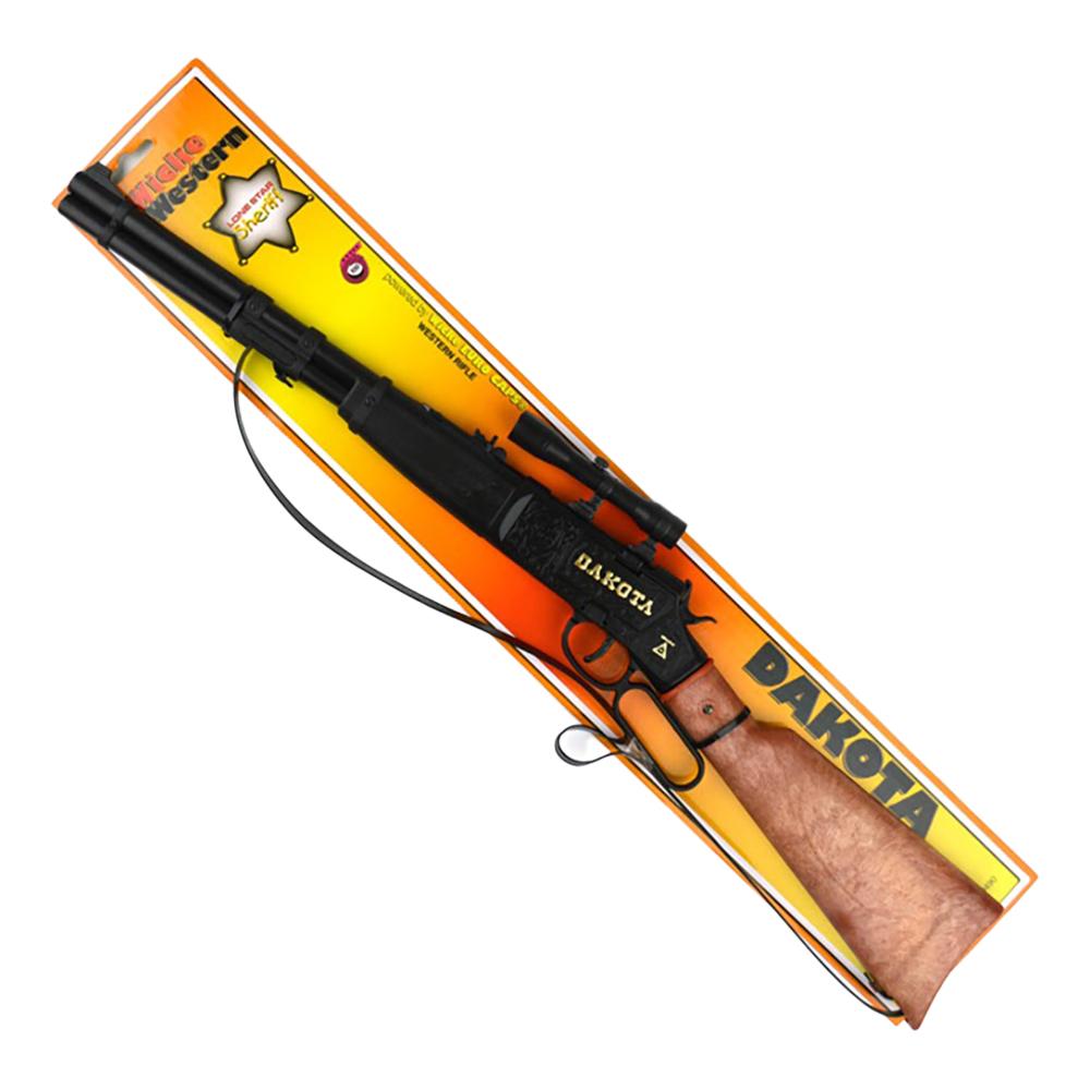 Knallpulvergevär Dakota 100-skotts - 64 cm