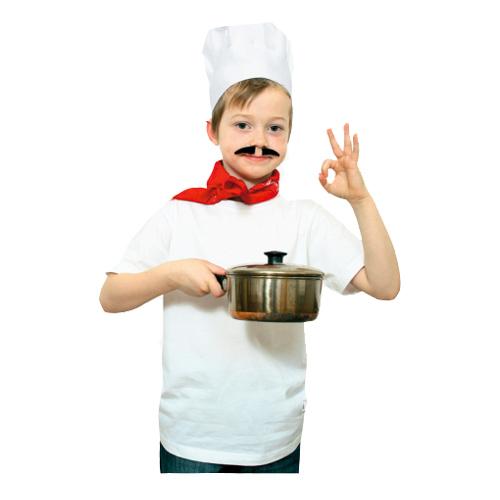 Kockmössa Barn - One size (barn)
