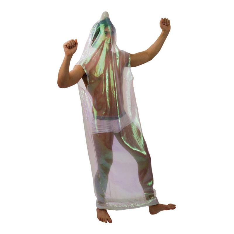 Kondom Maskeraddräkt - One size