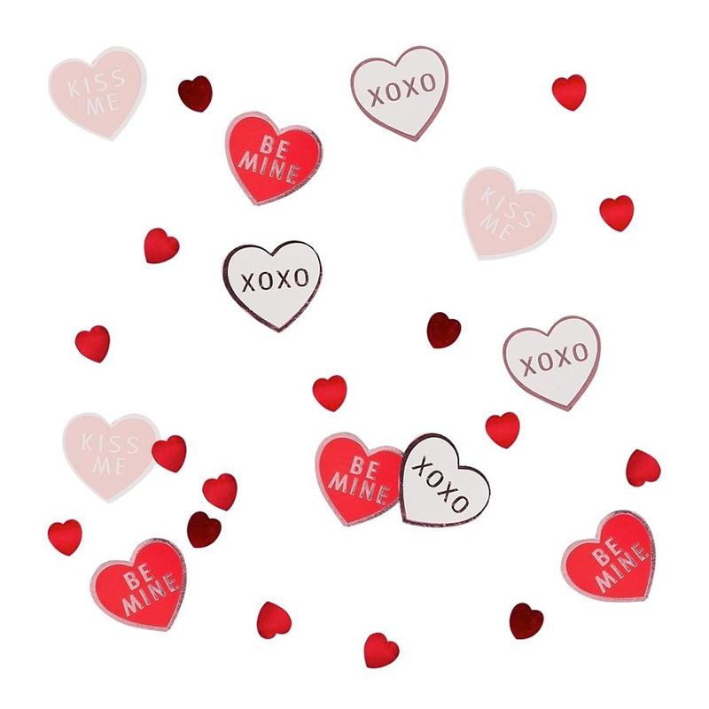 Konfetti Be My Valentine