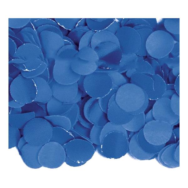 Konfetti Blå