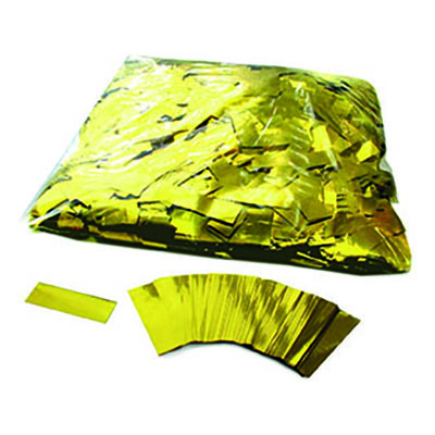 Konfetti Metallic Guld - 1 kg
