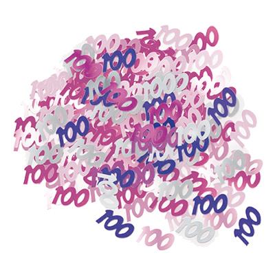 Konfetti Rosa 100 - 14 gram