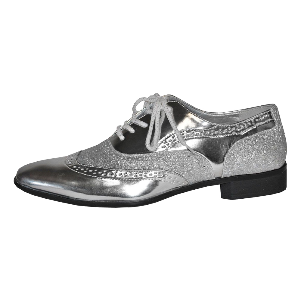 Kostymskor Silver - 40-41