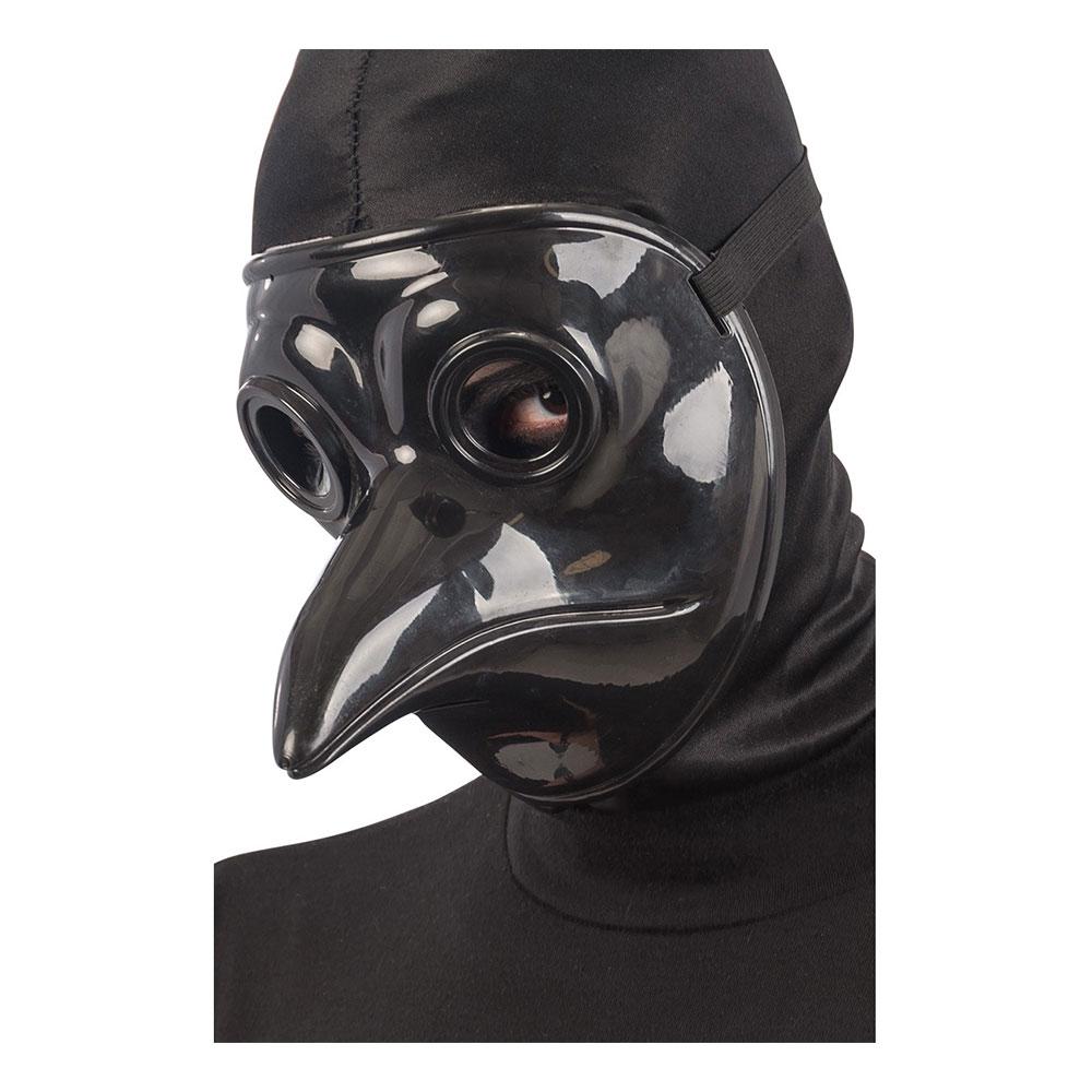 Djurmasker - Kråka Svart Mask - One size