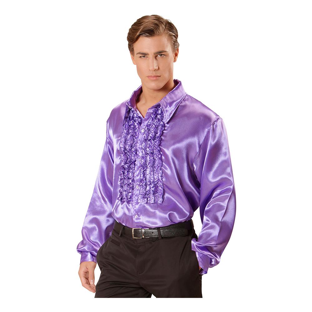 Kråsskjorta Lila - Medium/Large