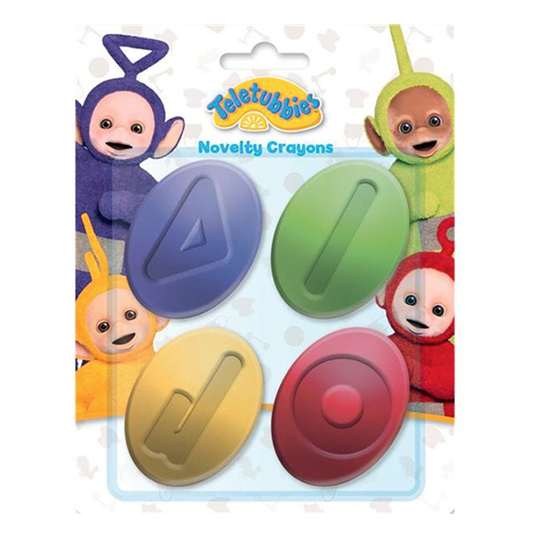Kritor Teletubbies - 4-pack