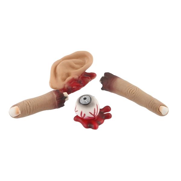 Kroppsdelar Blodiga - 4-pack