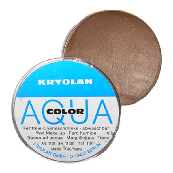 Kryolan Aquacolor Smink - Brun