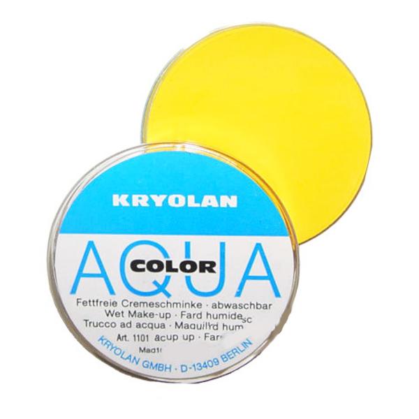 Kryolan Aquacolor Smink - Gul
