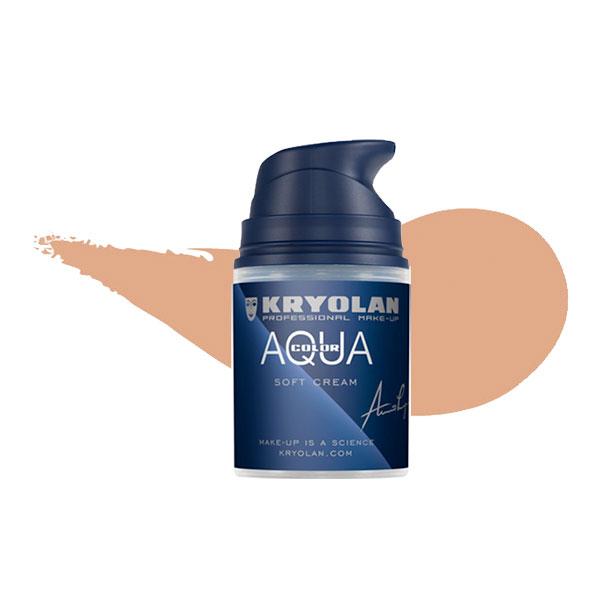Kryolan Aquacolor Soft Cream - 2W