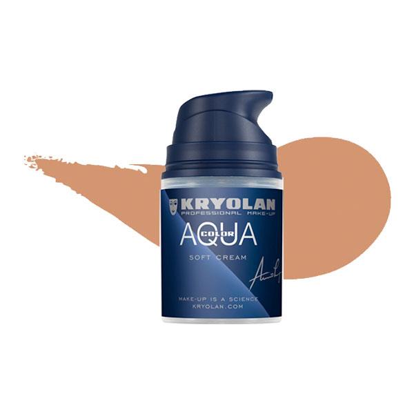 Kryolan Aquacolor Soft Cream - 3W