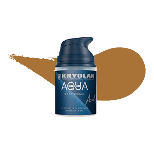 Kryolan Aquacolor Soft Cream - Guld