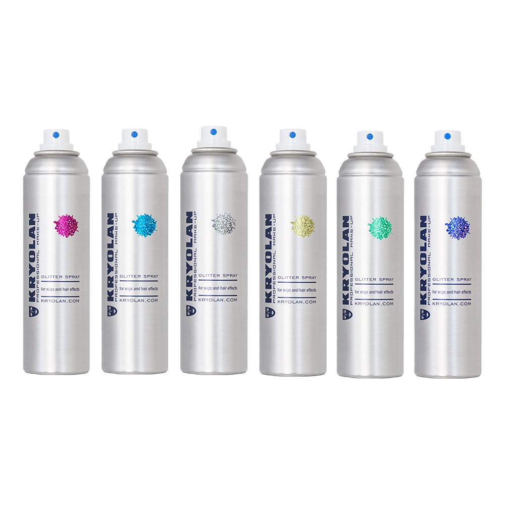 Kryolan Glitterspray - Multi