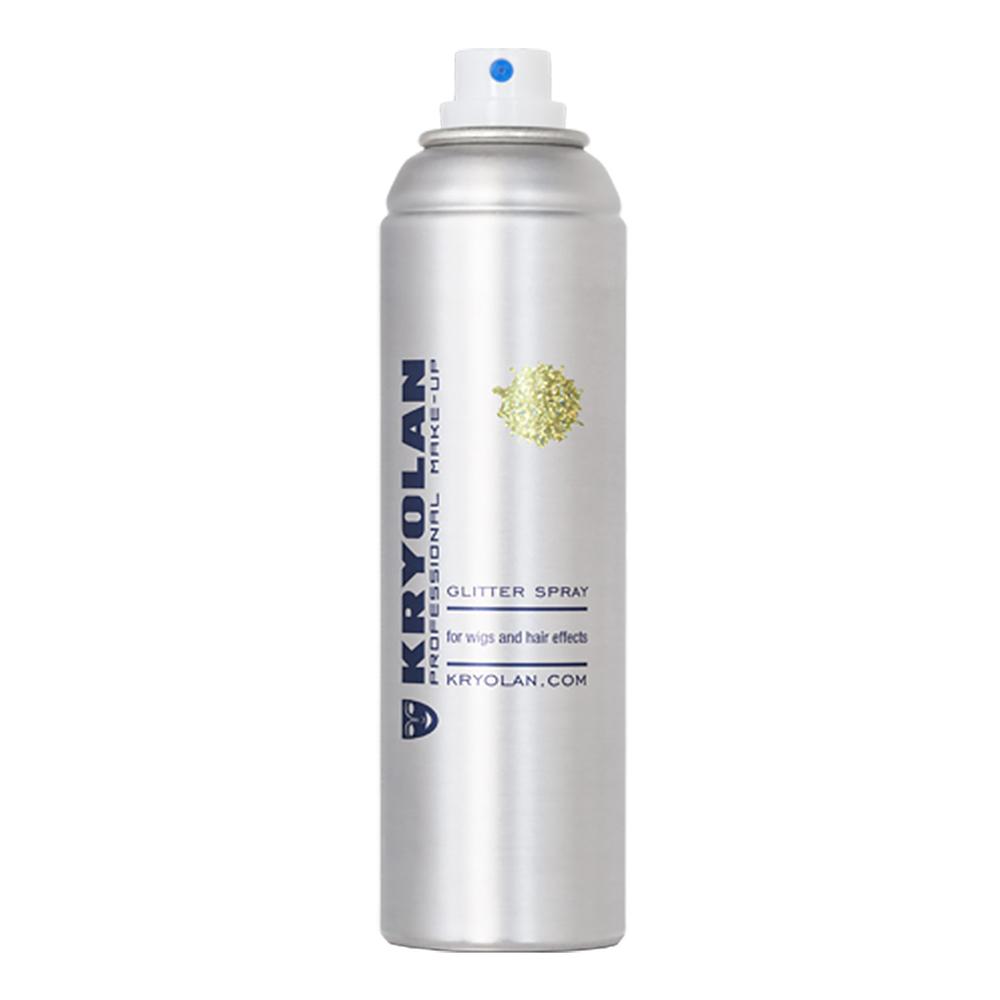 Kryolan Glitterspray - Guld
