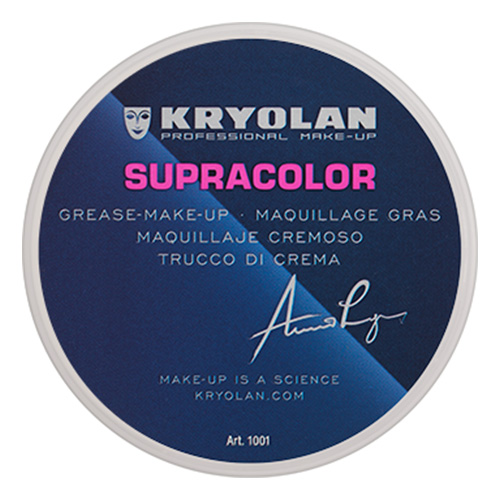 Kryolan Supracolor Smink - Vit