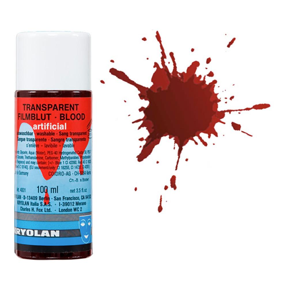 Kryolan Transparent Blod - 100 ml Medium