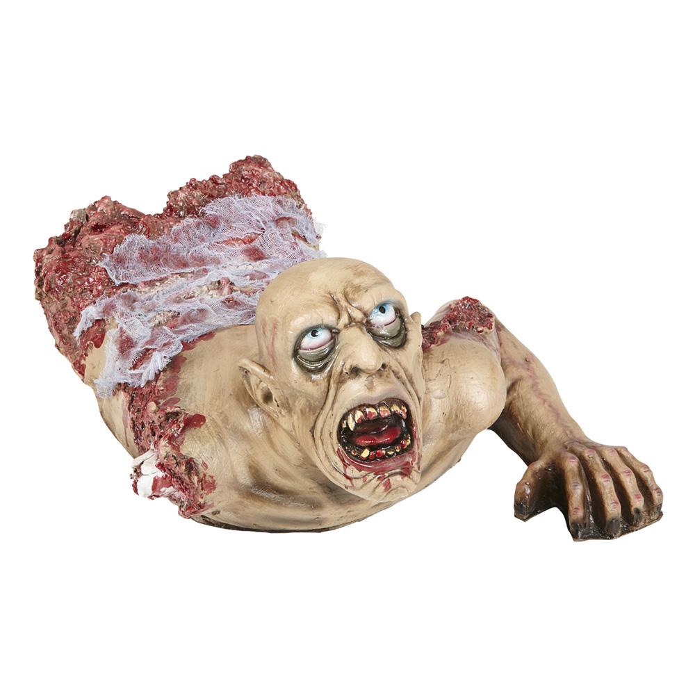 Krypande Zombieöverdel Prop