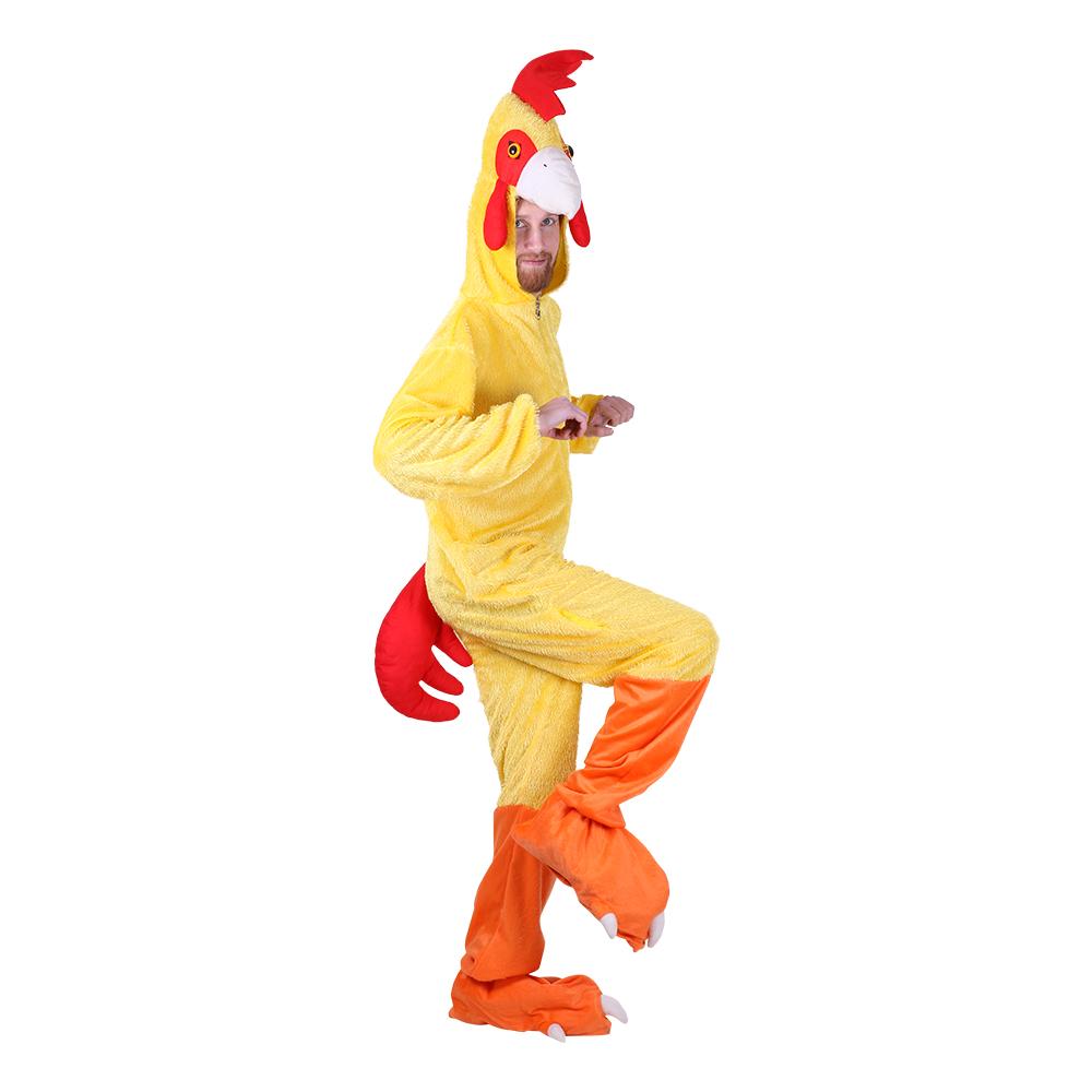Kyckling-produkter - Kyckling Budget Maskeraddräkt - One size